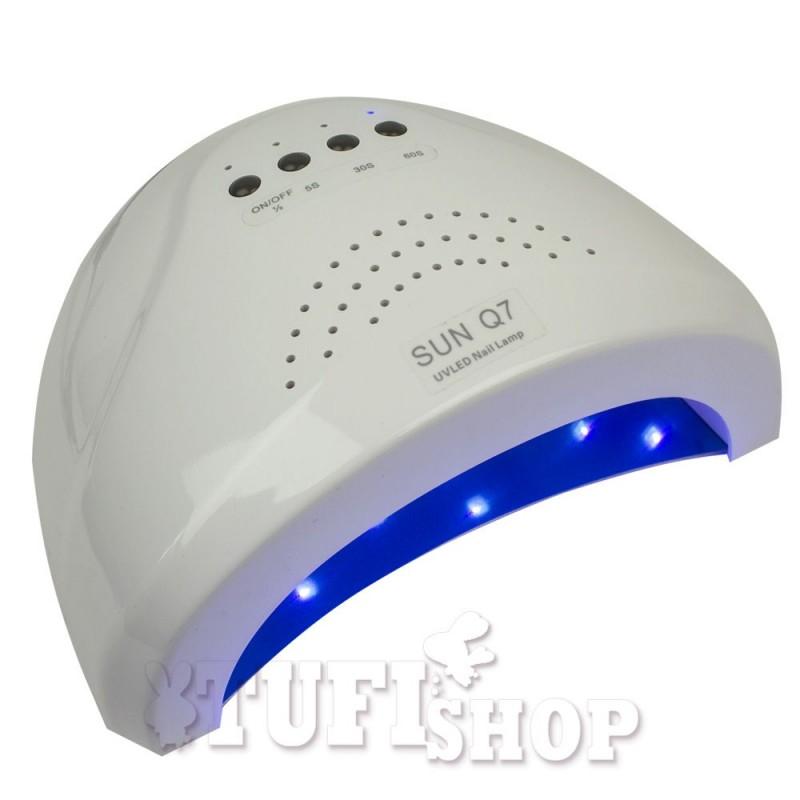 Profesjonalna lampa do paznokci UV LED 24W-48W, Zdrowie i uroda: